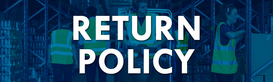 Return Policy Web Banner